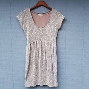 Pins and Needles Knit Fitted Bodice Dress Lined S